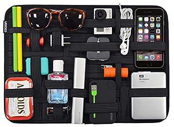 Cocoon CPG51BK GRID-IT! Accessory Organizer - xLarge 11  x 15  Luggage Accessory  Black