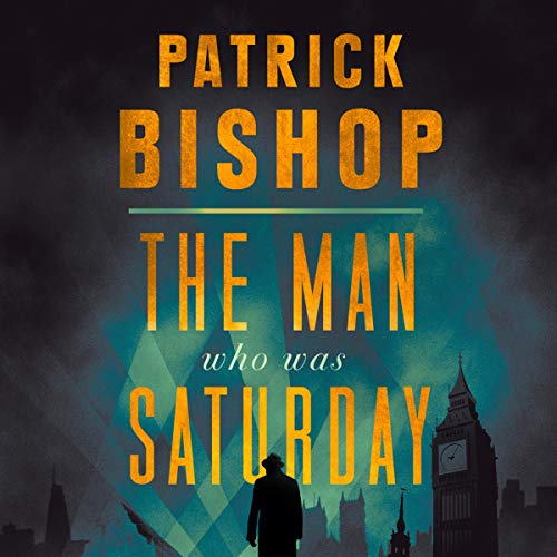 Couverture de The Man Who Was Saturday