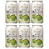 クラフトビール THE 軽井沢ビール 香りのクラフト 柚子 缶 350ml 6本 地ビール