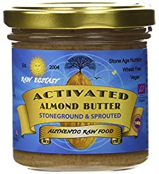 Activated / Sprouted + Stoneground Raw, Vegan & Paleo Certified Organic