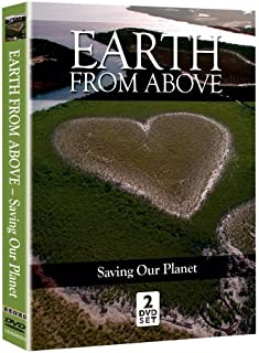 Earth from Above - Saving Our Planet anglais
