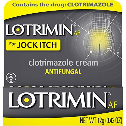 Lotrimin AF Jock Itch Antifungal Cream 0.42 oz