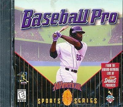 All American Sports Series: Baseball Pro 98 (Jewel Case) from Sierra On-Line