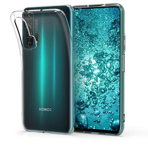 kwmobile Hülle kompatibel mit Honor 20 Pro - Hülle Handy - Handyhülle in Transparent
