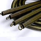 Miner 420 470 mm de Longitud Tubo de PVC Curvado Tubo de Alambre Herramienta de Curvado Muelle CurvaManual Tubo de PVC Curvadora Decoración de la casa Extensión Primavera, 16.4ODx 430 mm Longitud