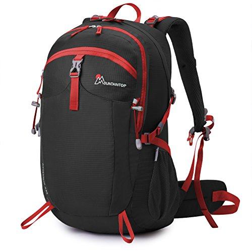 MOUNTAINTOP 40L Hiking/Camping Backpack for Men Women