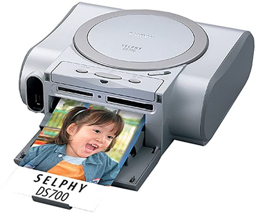 のぞき穴のヒープ文房具Canon コンパクトフォトプリンター SELPHY  DS700
