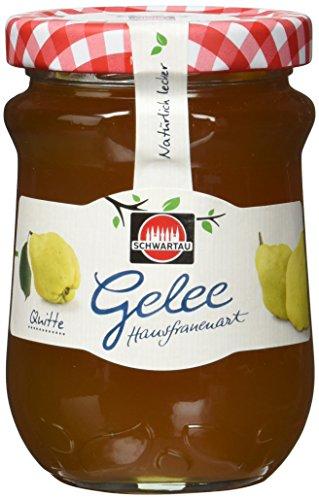 Schwartau Gelee nach Hausfrauenart Quitte, 6er Pack (6 x 200 g)