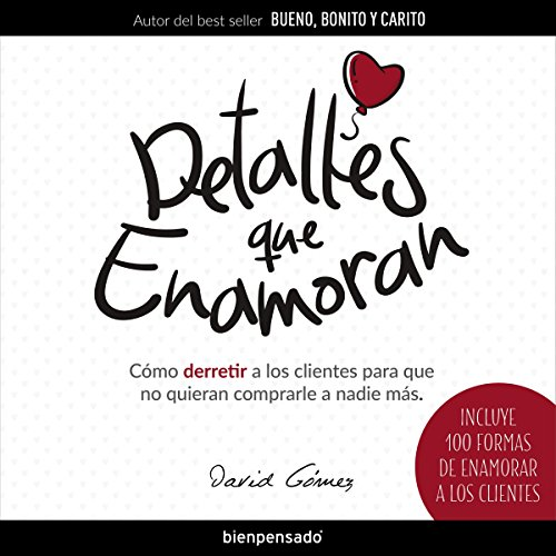 Detalles que Enamoran audiobook cover art