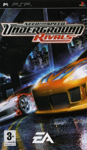 Third Party - Need for speed : underground rivals Occasion [PSP] - 5030931043314