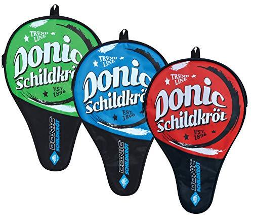 Donic-Schildkröt Trend Cover - Funda para Raqueta de Tenis de Mesa, Compartimiento...