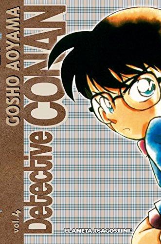 Detective Conan nº 04 (Nueva edición) (Manga Shonen)