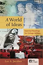 A World of Ideas by Jacobus, Lee A.. (Bedford/St. Martin's,2013) [Paperback] Ninth (9TH) Edition
