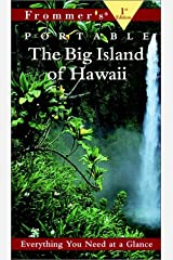 Frommer's Portable The Big Island Of Hawaii Paperback