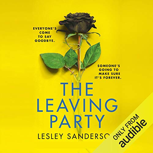 The Leaving Party audiobook cover art
