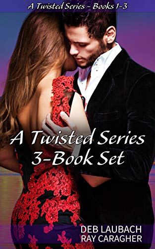 A Twisted Series — Books 1-3: Romances About Past Lives (English Edition)