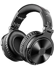 OneOdio DJ ヘッドホン オーバーイヤー ヘッドフォン 折り畳み モニター ヘッドホン Bluetooth5.0 ワイヤレス マイク付き ハンズフリー 通話可能 有線 無線 (proC)
