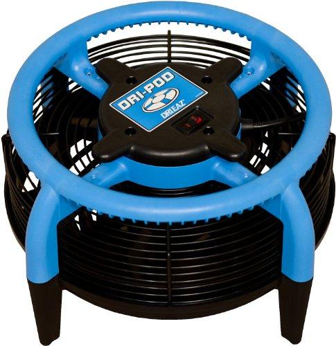 Dri-Eaz Dri-Pod Direct Flow Floor Dryer