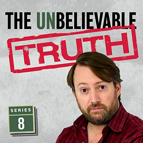 The Unbelievable Truth (Series 8) cover art