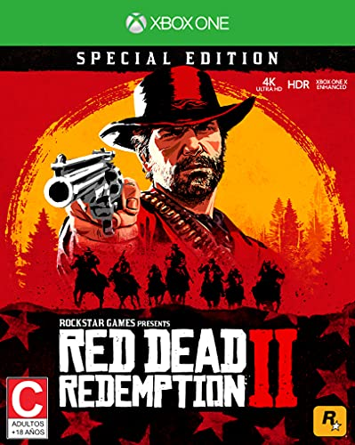 Red Dead Redemption 2: Special Edition - Xbox One