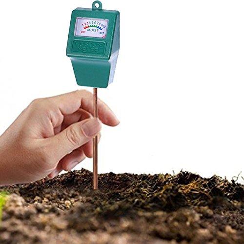 Best Review Of UEETEK Moisture Sensor Meter,Soil Water Monitor Hygrometer Moisture Sensor for Garden...