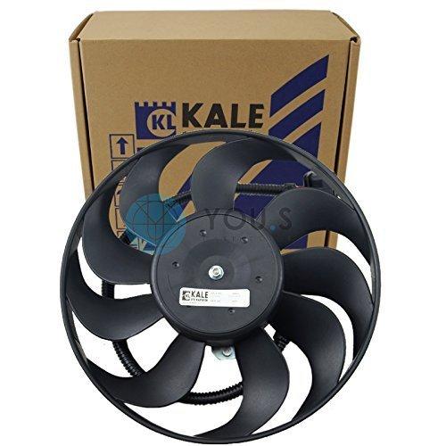 Kale Refroidissement Moteur Moteur de Ventilateur Diamètre: 290 mm puissance Nominale: 220/60 W - 1j0959455k -