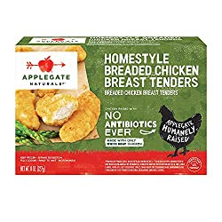 Applegate, Natural Homestyle Chicken Tenders, 8oz (Frozen)