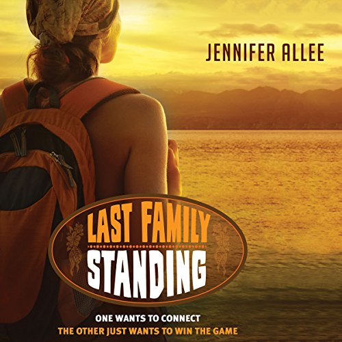 Last Family Standing audiobook cover art