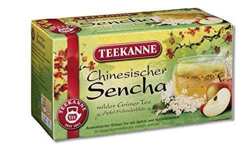 Teekanne Chinesicher Sencha