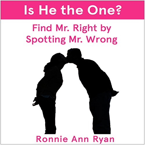 Is He the One? audiobook cover art