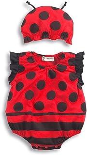5aeb35761dec6 Bébé Infantile Enfants Salopette Fantaisie Animaux Insectes Costume d été  de Dessin animé Onesies Manches