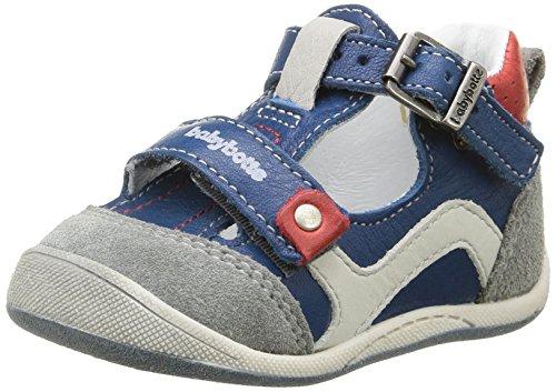 babybotte Parapente, Chaussures Marche bébé garçon, Bleu (076 Jeans), 21