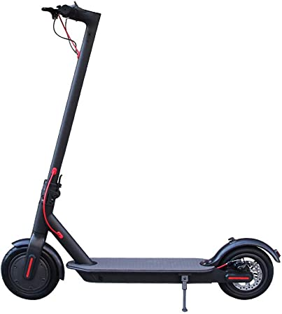 Scooter Patinete eléctrico de Aluminio de 8,5
