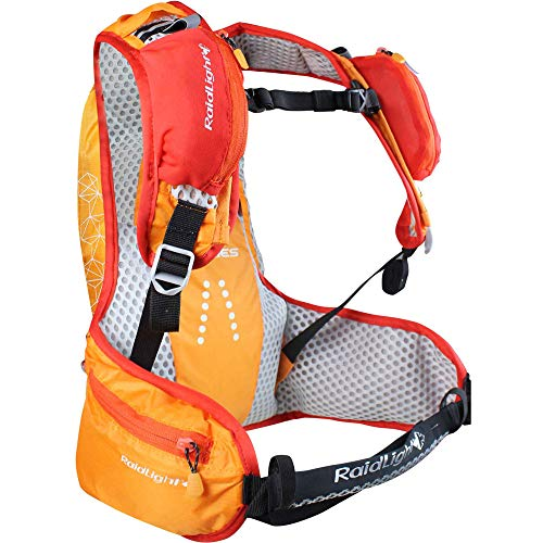 Raidlight rugzak Trail Xp4, oranje Pimento