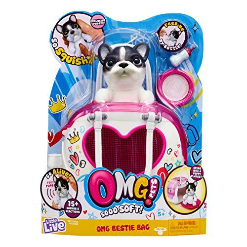 little live pets 28942 OMG - Bolsa para Mascotas, los Estilos Pueden Variar, Colores