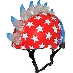 Raskullz Mohawk Toddler 3+ and Child 5+ Helmets -