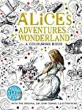 By Carroll, Lewis The Macmillan Alice Colouring Book (Macmillan Classic Colouring Books) Paperback - September 2015