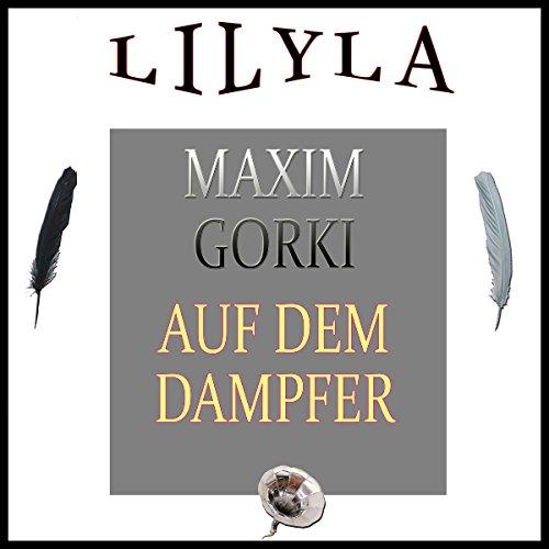 Auf dem Dampfer audiobook cover art
