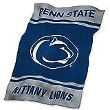 Logo Brands 196-27 NCAA Penn State Ultrasoft Blanket