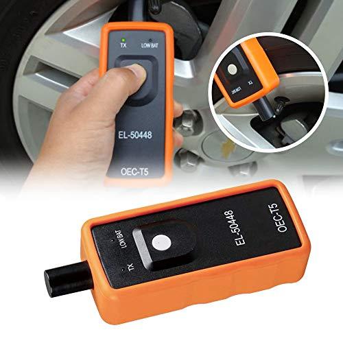 EL- 50448 TPMS Reset Tool Relearn Auto Tire Pressure Sensor for GM Car Vehicles -  Shikha, TF-CP-EL