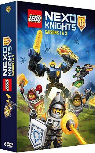 Coffret lego nexo knight, saisons 1 à 3