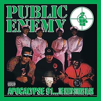 Apocalypse 91... The Enemy Strikes Black (Deluxe Edition)