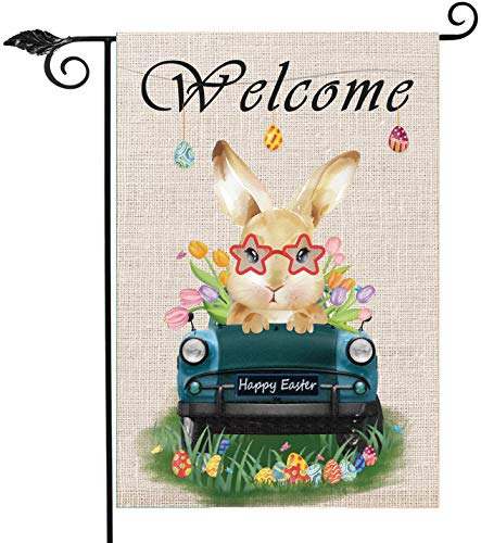 50% off Easter Garden Flag Use Promo Code: 50CG57H9 Works on both options with no quantity limit 2
