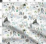 Bär, Landkarte, Berg, Geschlechtsneutral, Fledermaus