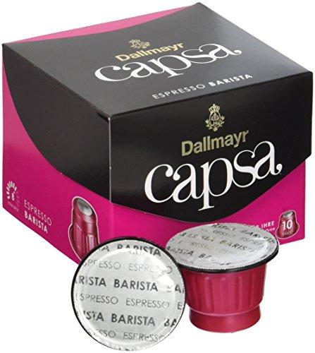 Dallmayr capsa Espresso Barista, 10 Kapseln, 56g