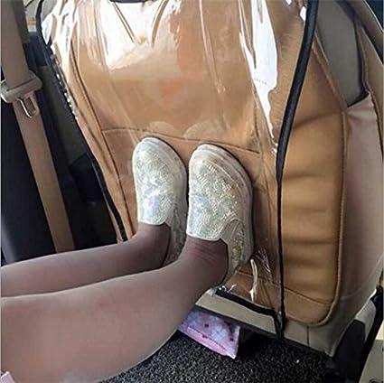 Schutz f/ür R/ückseite der Vordersitze Autositzbezug 2 St/ück 45/x 57/cm. gegen Schlamm und Schmutz
