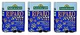 NATURANDO - RIPARO GOLA PLUS 3 CONFEZIONI DA 20 AMPOLLINE mal di gola, infiammazione, influenza - [KIT CON SAPONETTA NATURALE]