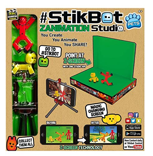 StikBot Zanimation Studio by Stikbot