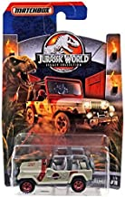 2018 Matchbox Jurassic World Legacy Collection Limited Edition - '93 Jeep Wrangler