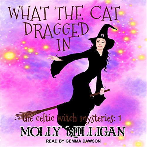 What The Cat Dragged In audiobook cover art